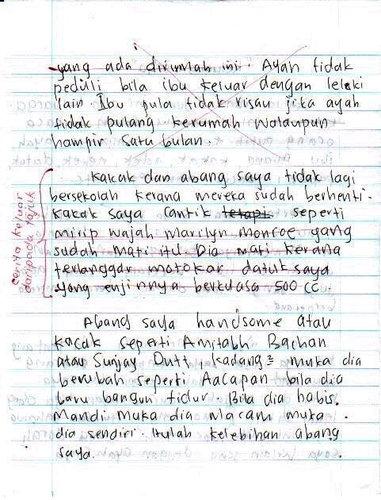 Ente Penah Nulis Surat Cinta Untuk Dosen Atau Guru Ente Gan